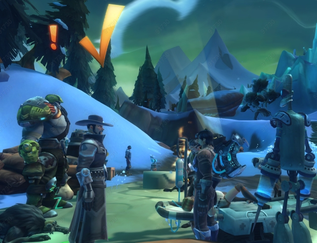 wp wildstar quest